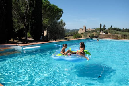 Casa in Toscana,Montalcino dintorni -  Monte Antico, Grosseto - Haus