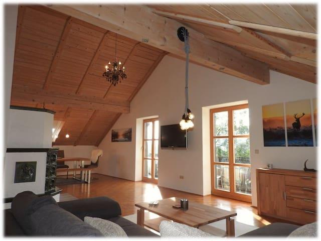 Penthouse suite for 6 people - Über den Wolken
