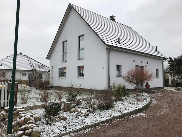 Haus im Ostseebad Nienhagen