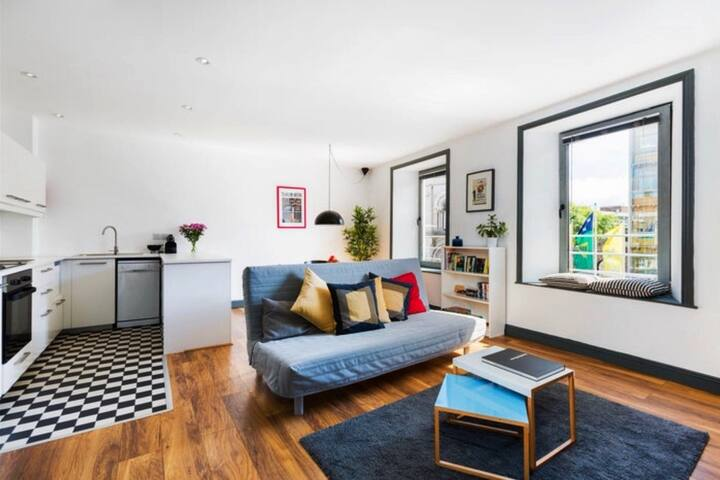 Boutique Apt in the Heart of Dublin, Temple Bar.