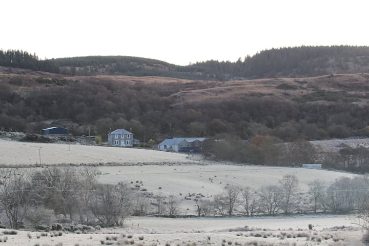 Auchgoyle Farm Wildlife & Farm Stay