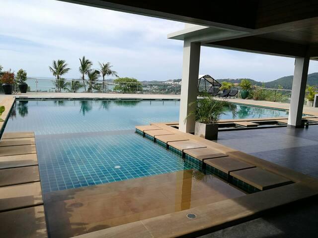 Simple Huge Villa/House