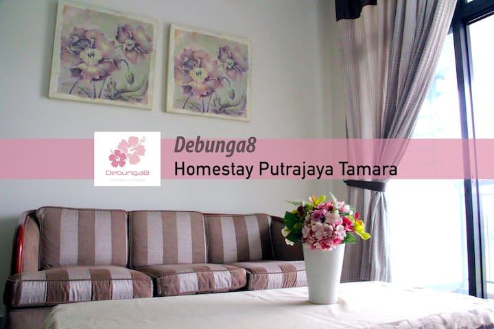 De Bunga Homestay Putrajaya