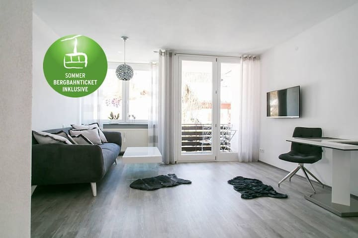 New renovated, modern 35 sqm apartment