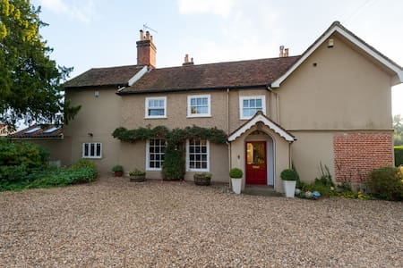 Old Rectory in a Suffolk Village - Ipswich - Casa