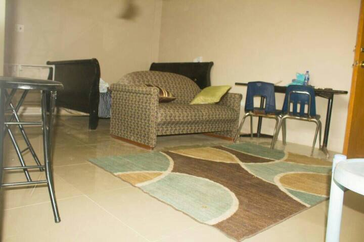 Comfort and affordable apartment, East legon.