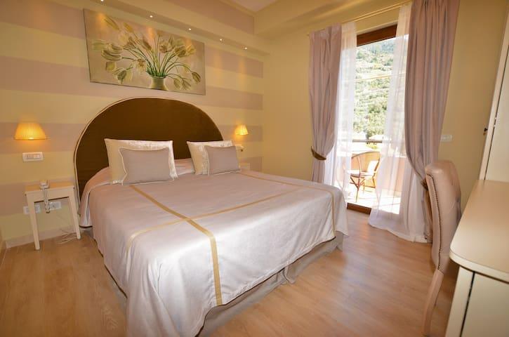 Hotel Villa Steno - Camera balcone vista mare