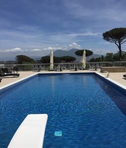 Bed and Breakfast with pool - 那不勒斯(Napoli) - 住宿加早餐