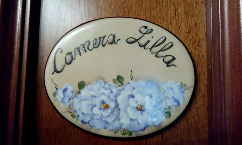 Camera chic in Corte dei Galli B&B
