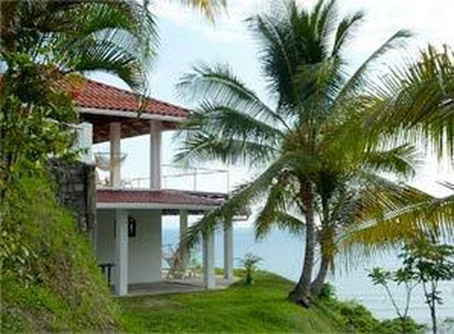 Modern 180 degree ocean view house - Malpais