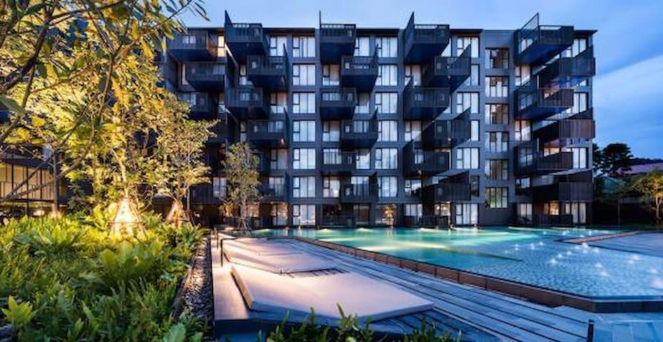 优惠首选 巴东海滩高端公寓.5分钟到海滩10分钟酒吧街 江西冷 完美度假