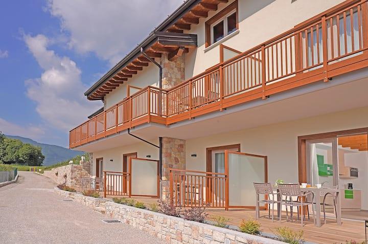 Agriturismo Hegemone - Appartamento Pietra