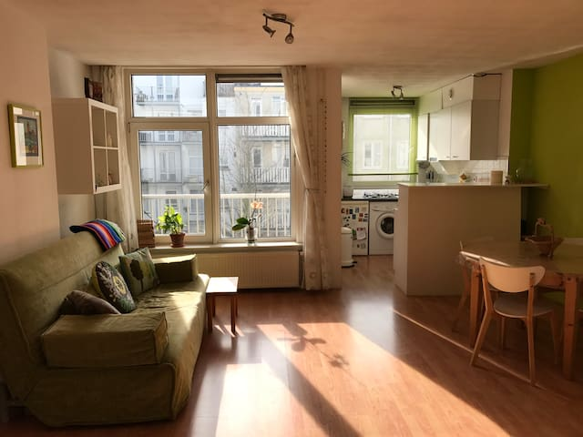 Bright apartment in Oud-West - Amsterdam - Appartamento