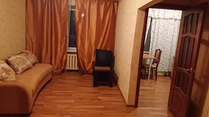 Уютная квартира на Набережной