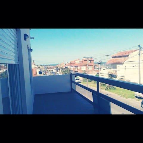 DEPARTAMENTO EN MAR DEL PLATA A UNA CUADRA DEL MAR - Mar del Plata - Lägenhet