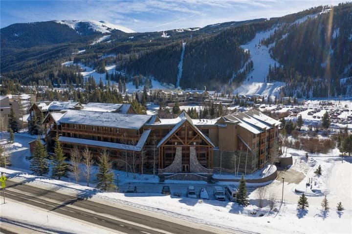 1 Bedroom Mountain Condo in the Heart of Keystone
