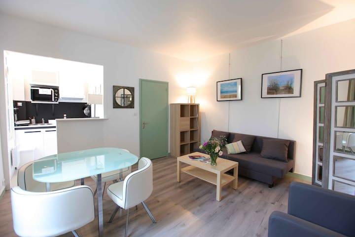 HYPER CENTRE, Appartement cosy entièrement équipé