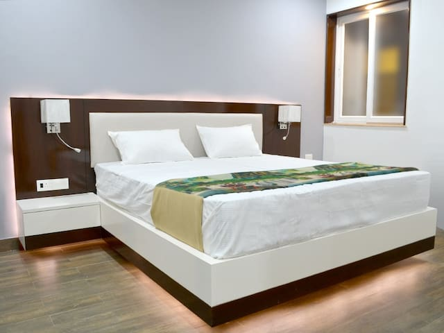 Modern & Luxurious Apartment in North Goa - 1 BHK