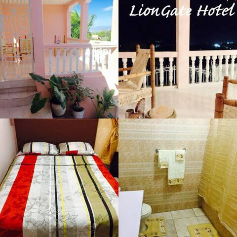Lion Gate Luxury (Phone number hidden by Airbnb)