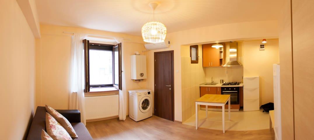 Studio 24 - modern & cosy apartment