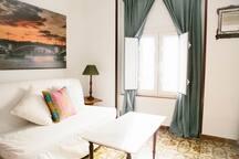 Top Floor Suite Sofa Bed