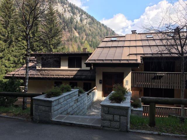 Super appartamento in stile alpino - Madonna di Campiglio - Apartment