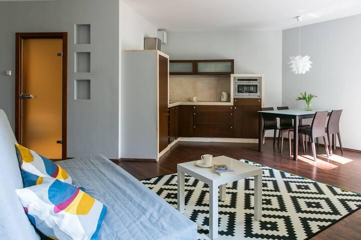 Apartament Pejzażowa