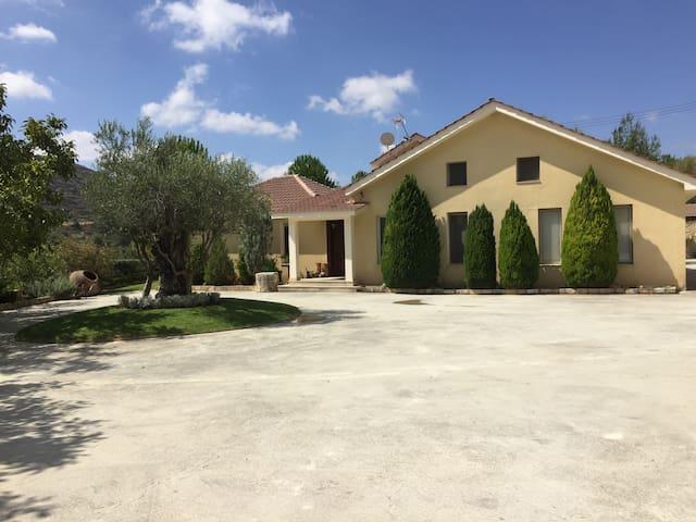 Agia Mavri Villa