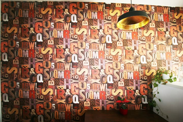 COSY PLACE IN THE CENTER WITH PARKING - Cracovie - Appartement