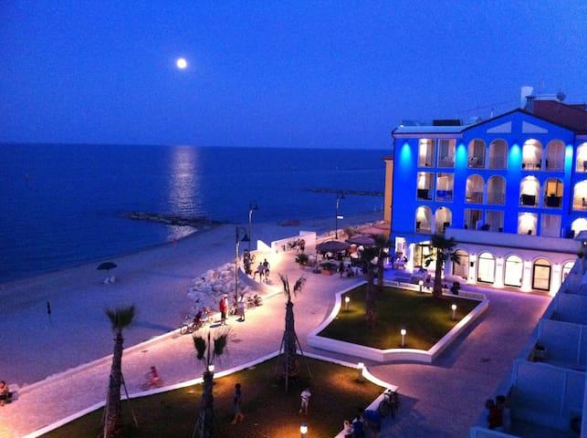 La terrazza sul mare I - Porto Recanati