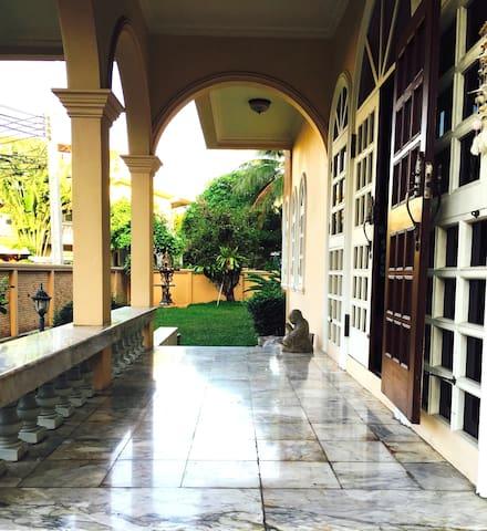 Chambre d Hote a Bangkok - Bangkok - House