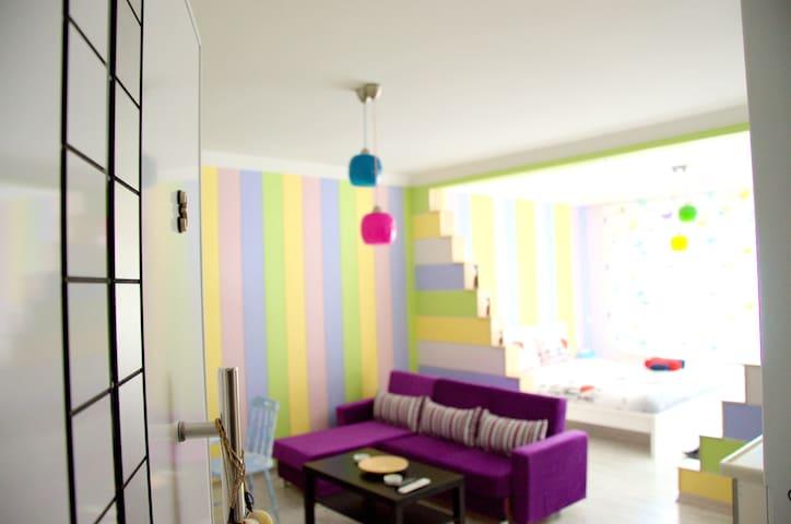 Kızılay Büklüm Sokak-Evim03 - Çankaya - Apartamento