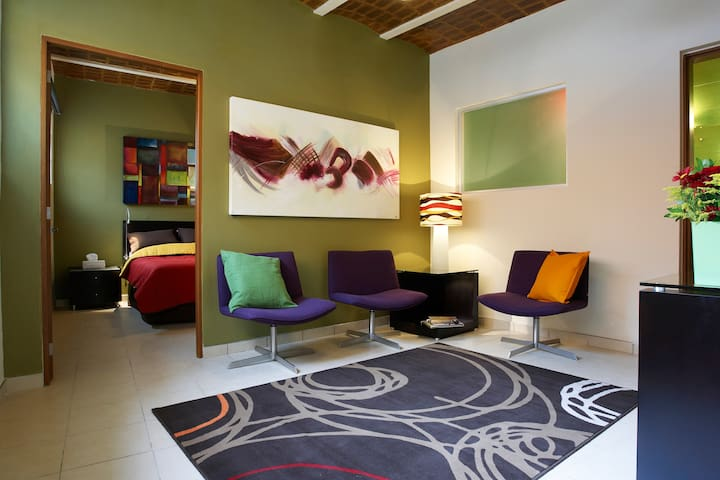 Casa Terraza    Paso Doble - Guanajuato - Apartamento