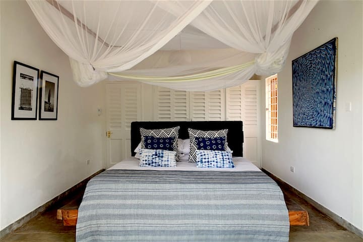 Room with a view in paradise setting - Mombasa - Villa