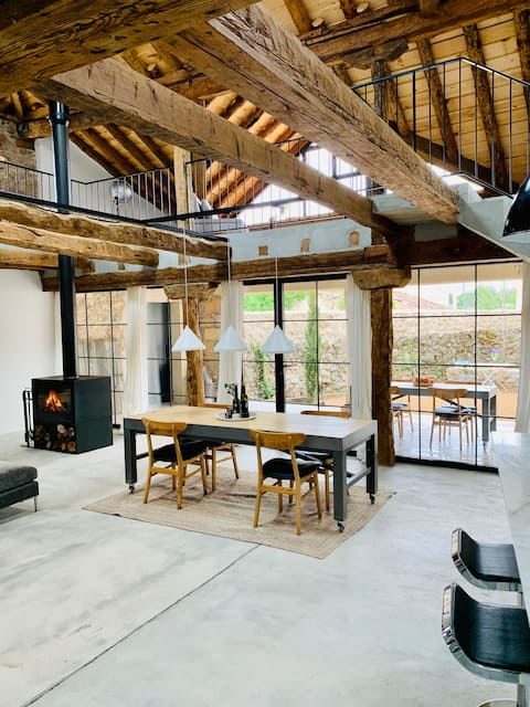 Tranquilidad, desconexión y diseño en Casa Roge