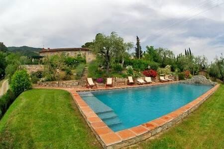 casa il mulino grande with pool - Capannori