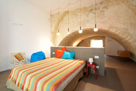 La Pinta, il fascino di Barivecchia - Bari - Loft