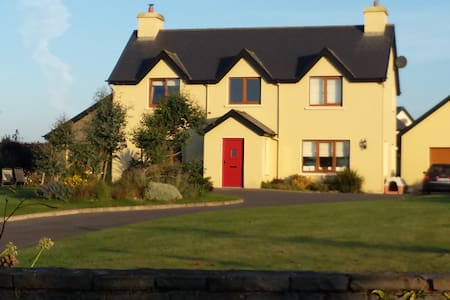 Twin En-Suite on Wild Atlantic Way. - Ardfield - House