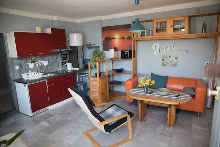 25 qm Wohnung für 2 Personen