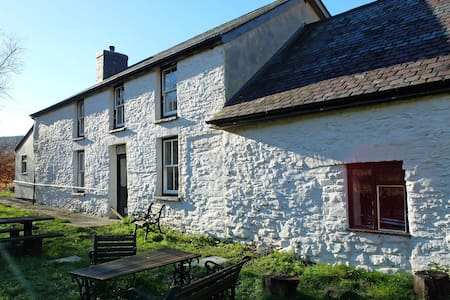 Dolgoch Bunkhouse -  sleeps 20 - Tregaron - Other