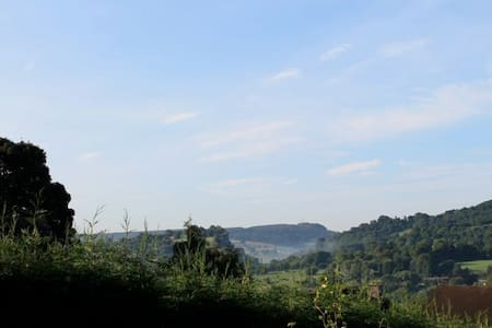Peaceful Perch with Amazing views - Matlock - Ev