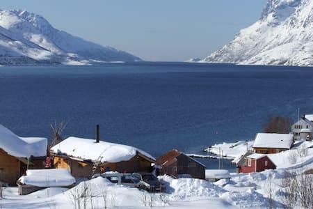 Ersfjord cottage - Kvaløysletta - Cabana