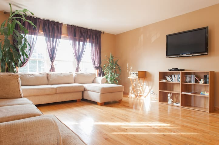 Luxury 3 Bedroom 2 Bath Apartment! - Paterson - Apartament