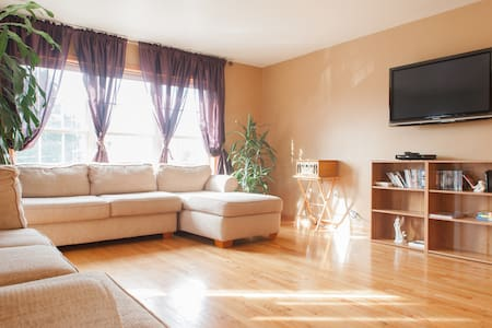 Luxury 3 Bedroom 2 Bath Apartment! - Paterson - Wohnung