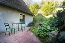 Petit Gîte, en pleine nature,  Ribeaugoutte, WiTou