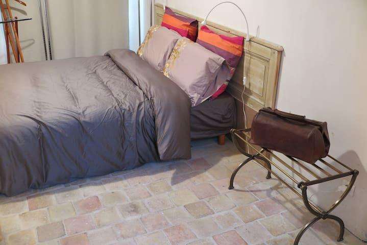 Décoration de la chambre soignée