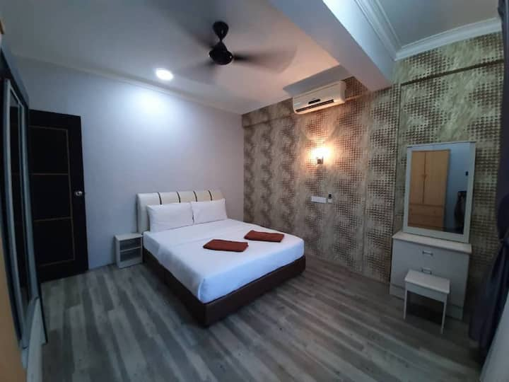 The only Apartment Hotel in Sungai Petani