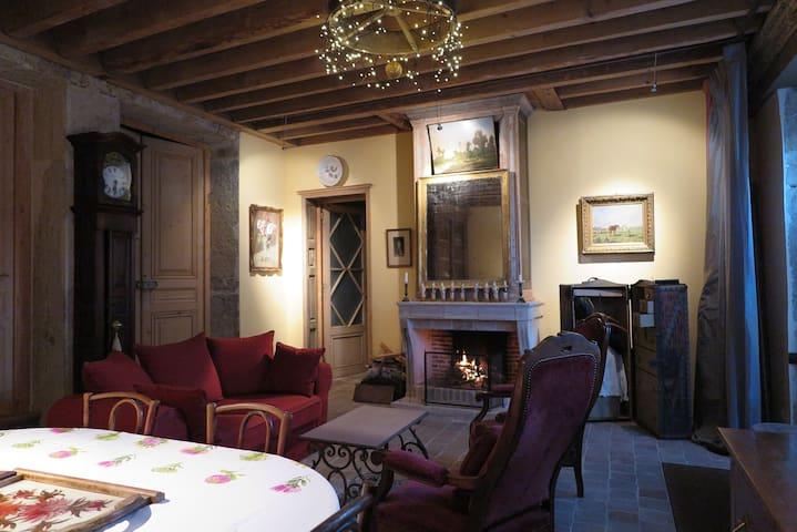 Loft the Palazzo Lyon Fourvière - Lyon - Loft