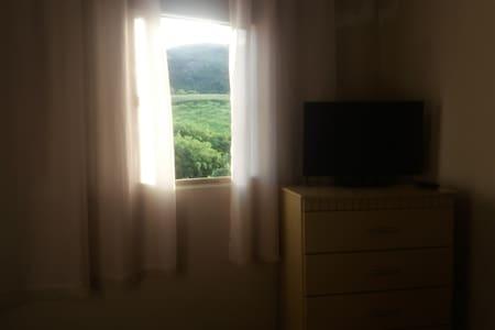 Quarto confortável em Caldas/MG c linda vista!