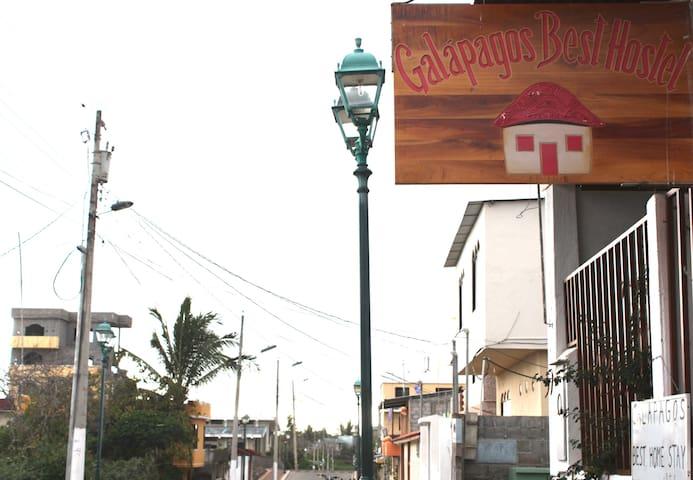 Galápagos Best Hostel Santa Cruz - Santa Cruz